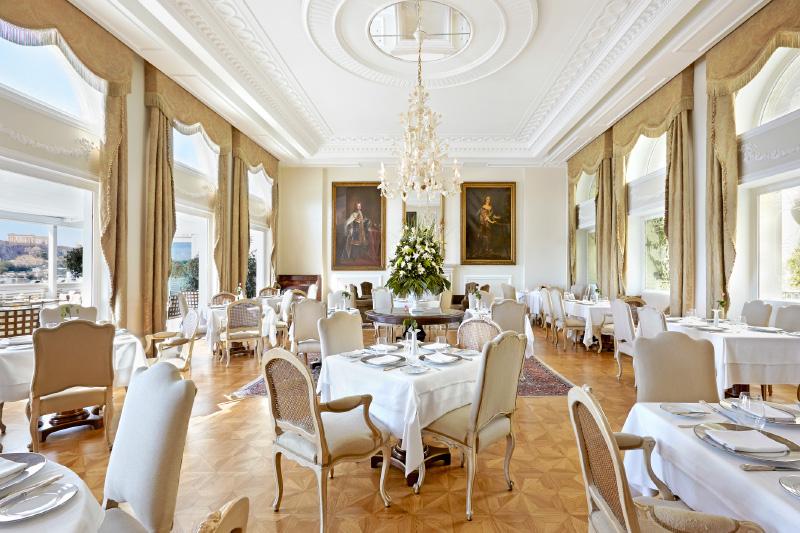 Tudor Hall  - Βραβεία Ελληνικής Κουζίνας