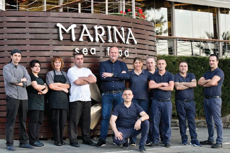 Μαρίνα - Βραβεία Ελληνικής Κουζίνας