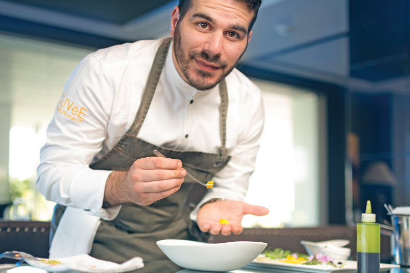 Cuvée - Βραβεία Ελληνικής Κουζίνας