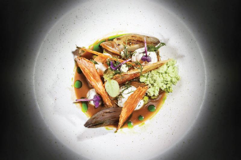 Lady Finger Restaurant - Βραβεία Ελληνικής Κουζίνας