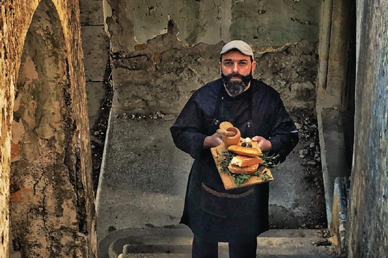 Παράγκα - Βραβεία Ελληνικής Κουζίνας