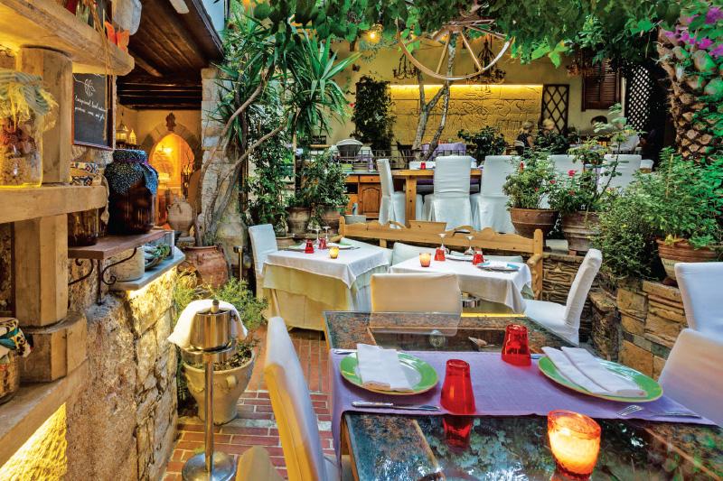 Avli - Βραβεία Ελληνικής Κουζίνας