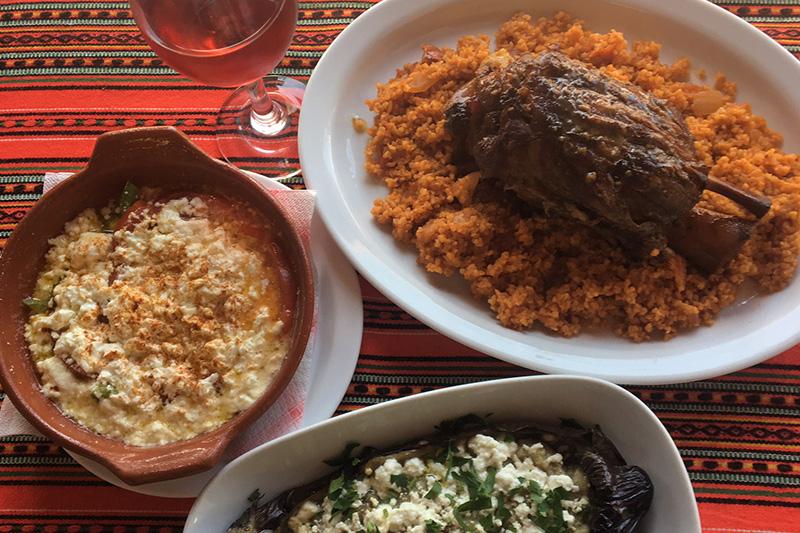 Το Λημέρι του Ληστή - Βραβεία Ελληνικής Κουζίνας