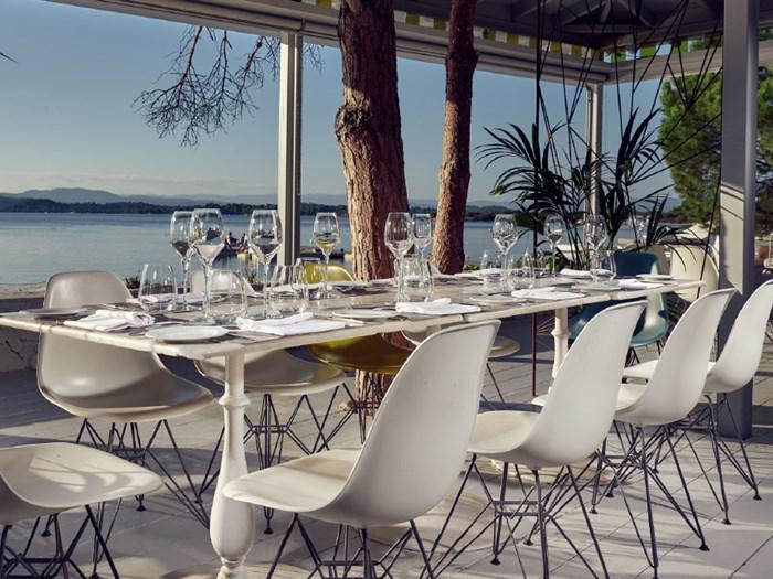 Bubo Fine Dining Restaurant - Βραβείο Ελληνικής Κουζίνας