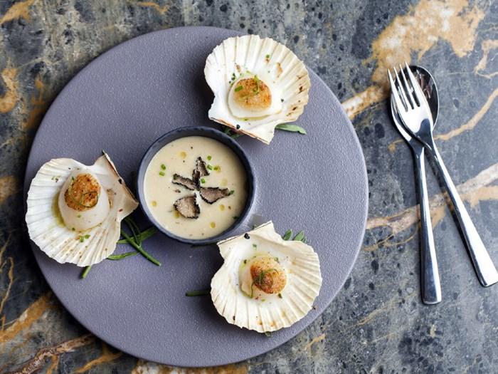 Dome Real Cuisine - Βραβείο Ελληνικής Κουζίνας