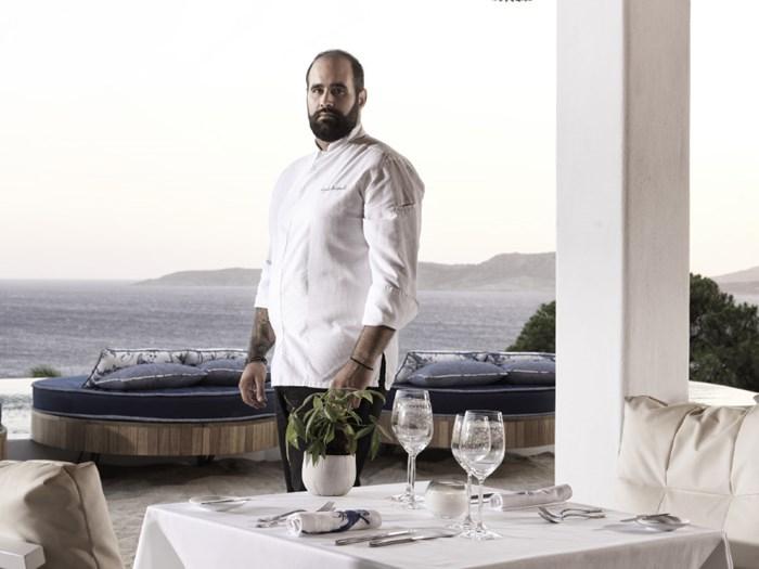 Mikrasia Restaurant - Βραβείο Ελληνικής Κουζίνας