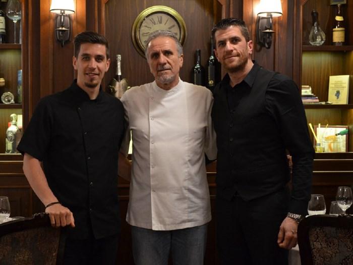 Θωμάς - Βραβείο Ελληνικής Κουζίνας