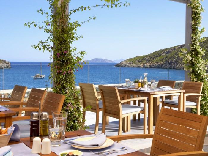 Daios Cove Taverna - Βραβείο Ελληνικής Κουζίνας