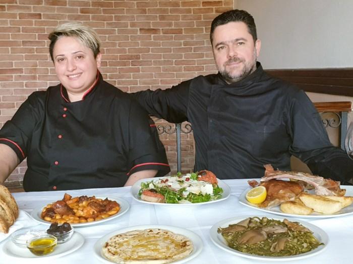 Χρυσόστομος - Βραβείο Ελληνικής Κουζίνας