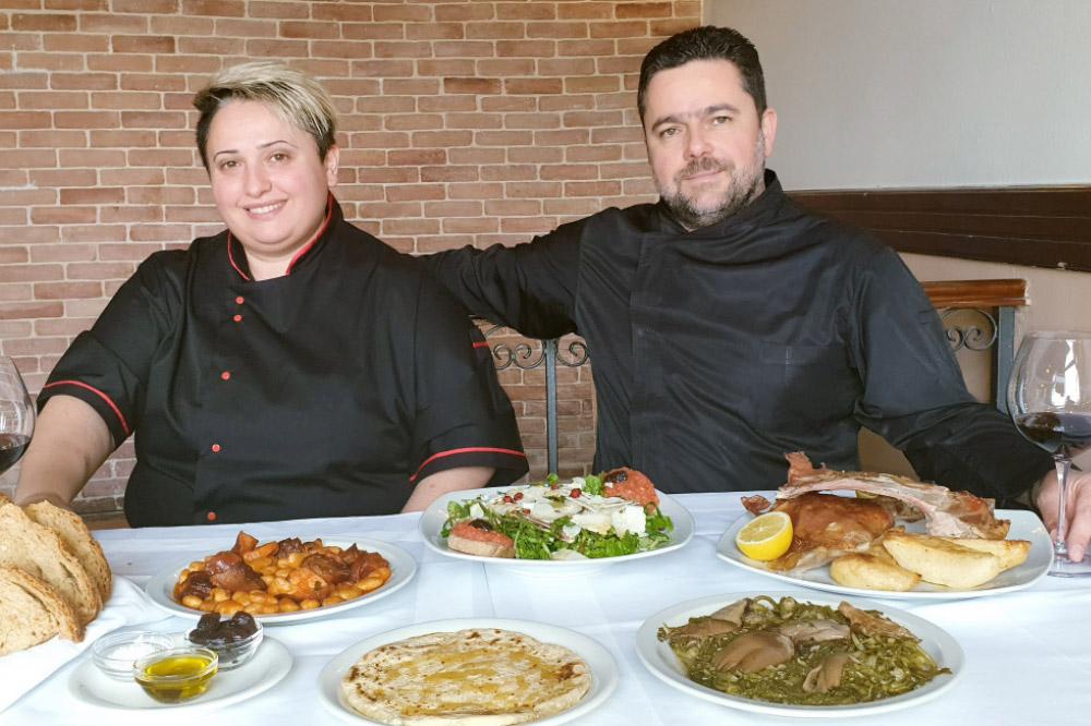 Χρυσόστομος - Βραβεία Ελληνικής Κουζίνας