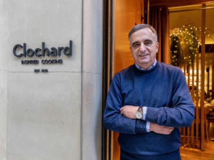 Clochard - Βραβεία Ελληνικής Κουζίνας