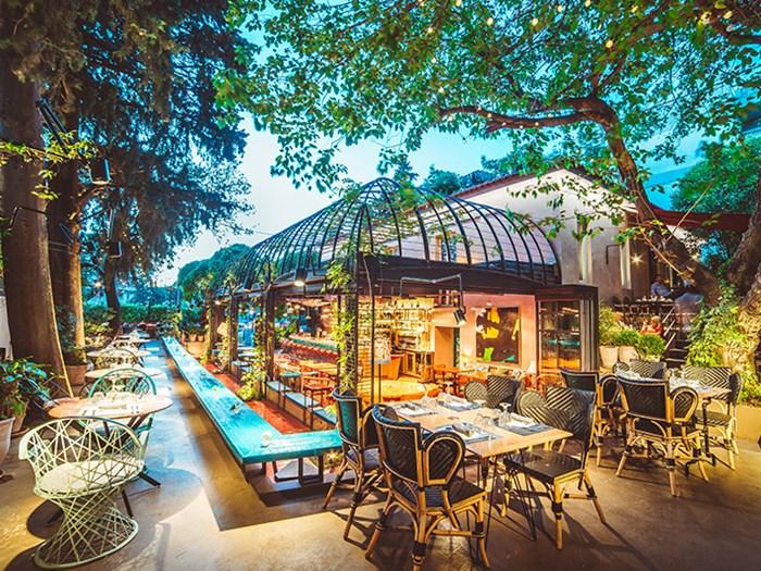 Artisanal Lounge & Gardens - Βραβεία Ελληνικής Κουζίνας
