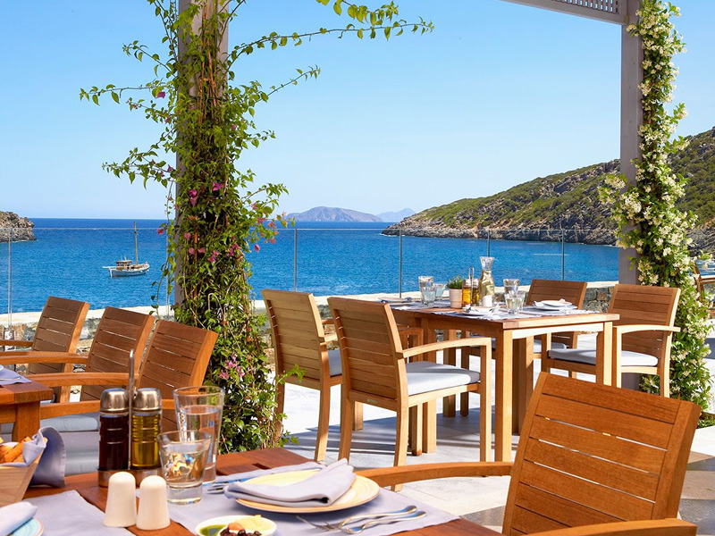 Daios Cove Taverna - Βραβεία Ελληνικής Κουζίνας