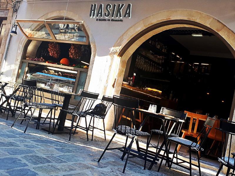 Hasika  - Βραβεία Ελληνικής Κουζίνας