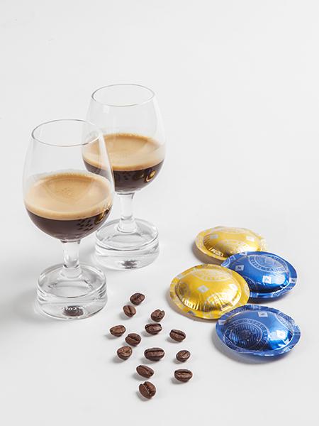 Οι εξαιρετικοί καφέδες Nespresso Exclusive Selection Nepal Lamjung και Nespresso Exclusive Selection Kenya Milima έκλεισαν το δείπνο με premium επίγευση.