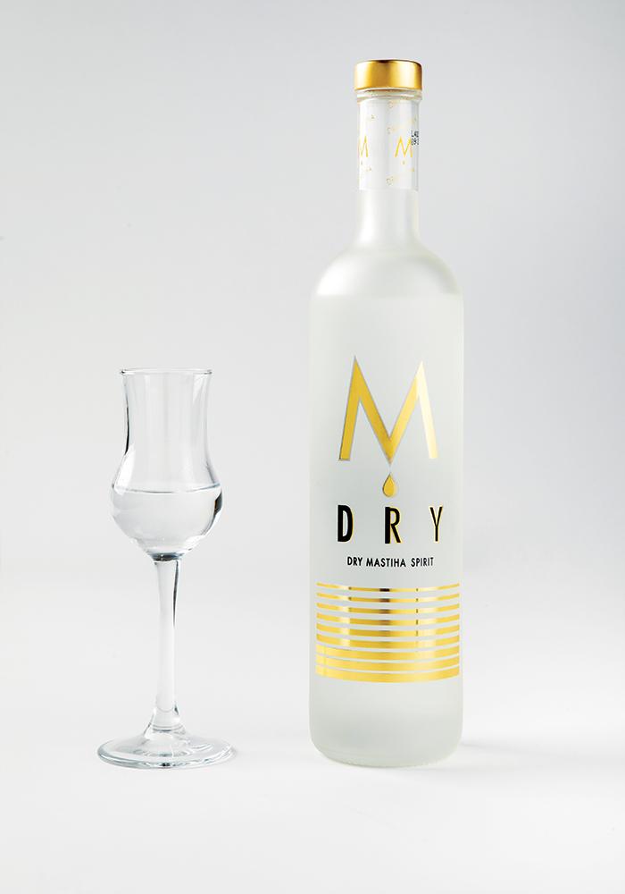 Iδανικό ταίρι για το επιδόρπιο, η πρωτότυπη Μ Dry Mastiha.